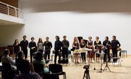 Nuevas Sonoridades - J. P. Esnaola conservatory