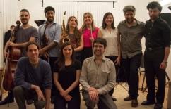 GEAM's Ensemble Concert in Casa Victoria Ocampo - 2017