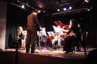 Geam + Ars Magna concierto